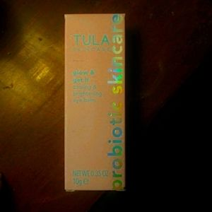 TULA skincare glow and get it